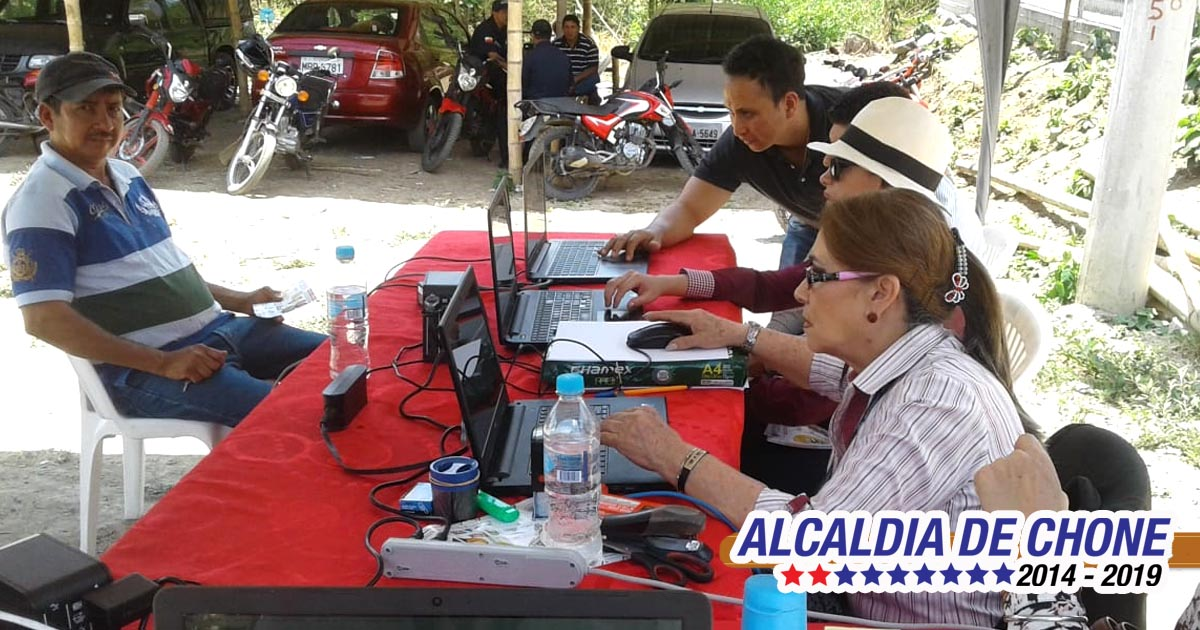 Brigada móvil en Cucuy