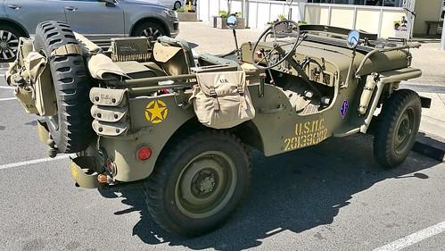 Jeep  U.S.M.C.