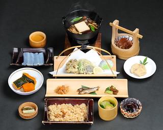 竹膳料理「特梅プラン」(要予約)☆長瀞有隣倶楽部団体メニュー