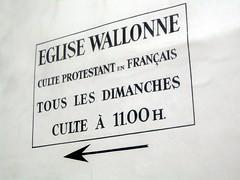 �glise Wallonne
