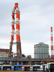 JFE Steel East Japan Works JFEスチール東日本製鉄所 千葉地区