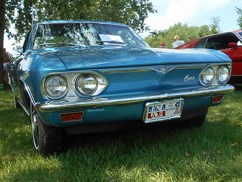 1966 Chevy Corvair Monza