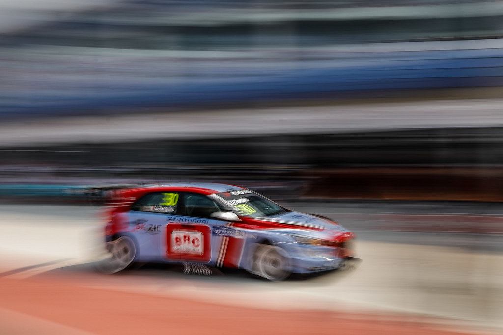 30 TARQUINI Gabriele, (ita), Hyundai i30 N TCR team BRC Racing, action during the 2018 FIA WTCR World Touring Car cup of China, at Ningbo  from September 28 to 30 - Photo Marc de Mattia / DPPI