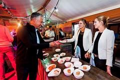 PM Celebrates seafood Dick Vermaas 1194