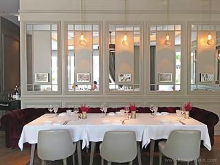 The Restaurant - Interiors 8
