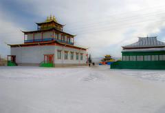 Snowy Buddhism