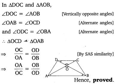 NCERT Solutions for Class 10 Maths Chapter 6 Triangles 28