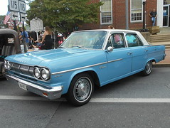1965 Rambler Classic 660