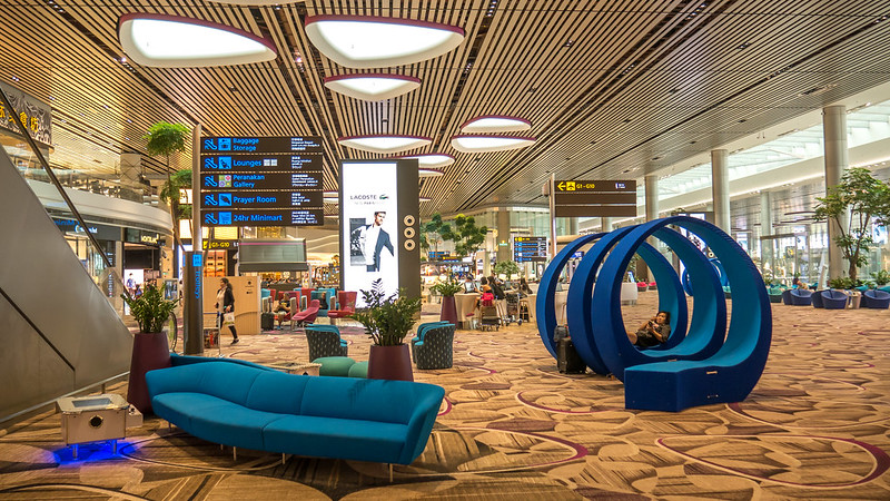 Terminal 4, Changi Airport Singapore