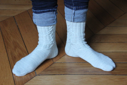 Cascade socks
