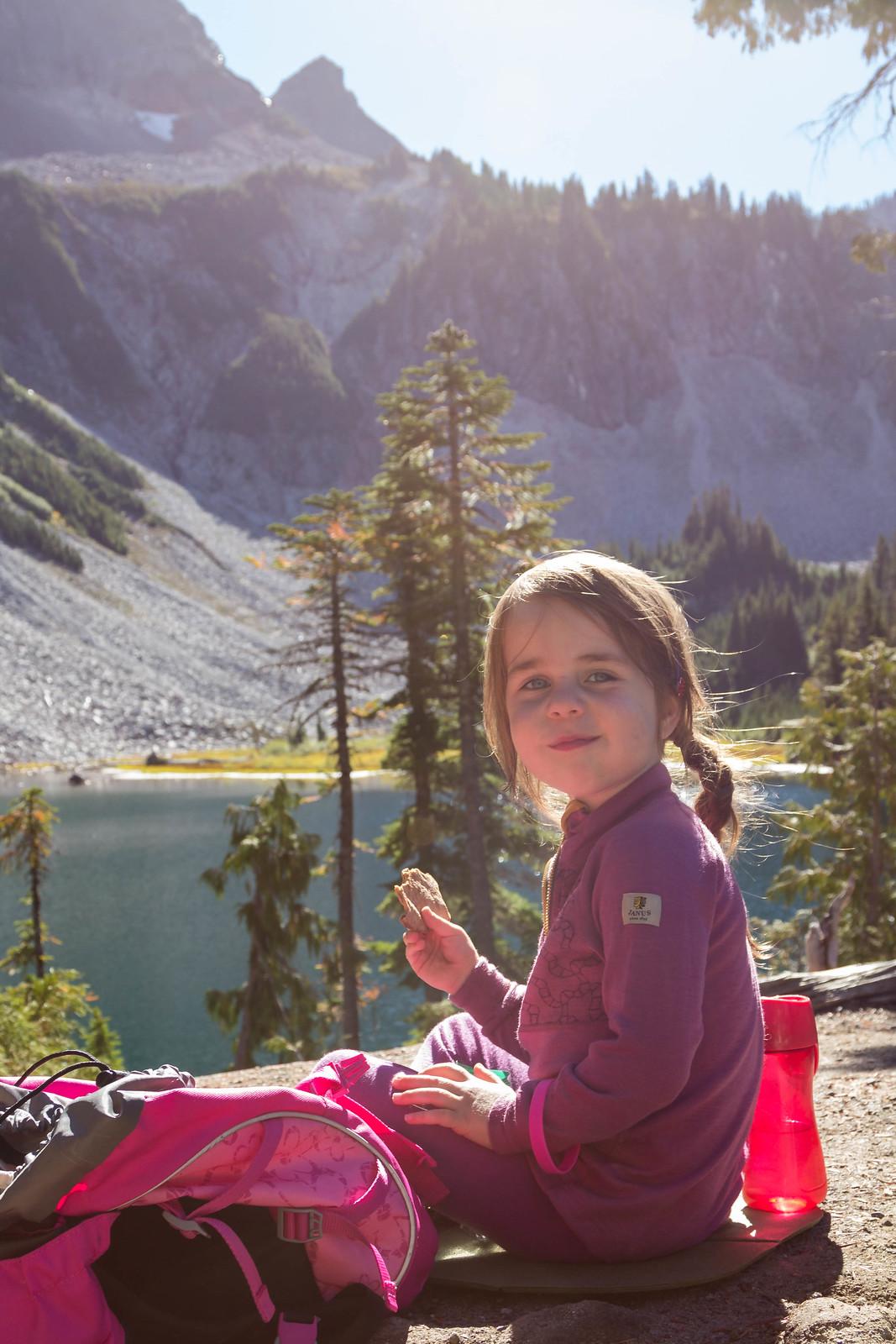 Snow & Bench Lakes 2018