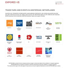 Trade Fairs and Events in Amsterdam, Netherlands