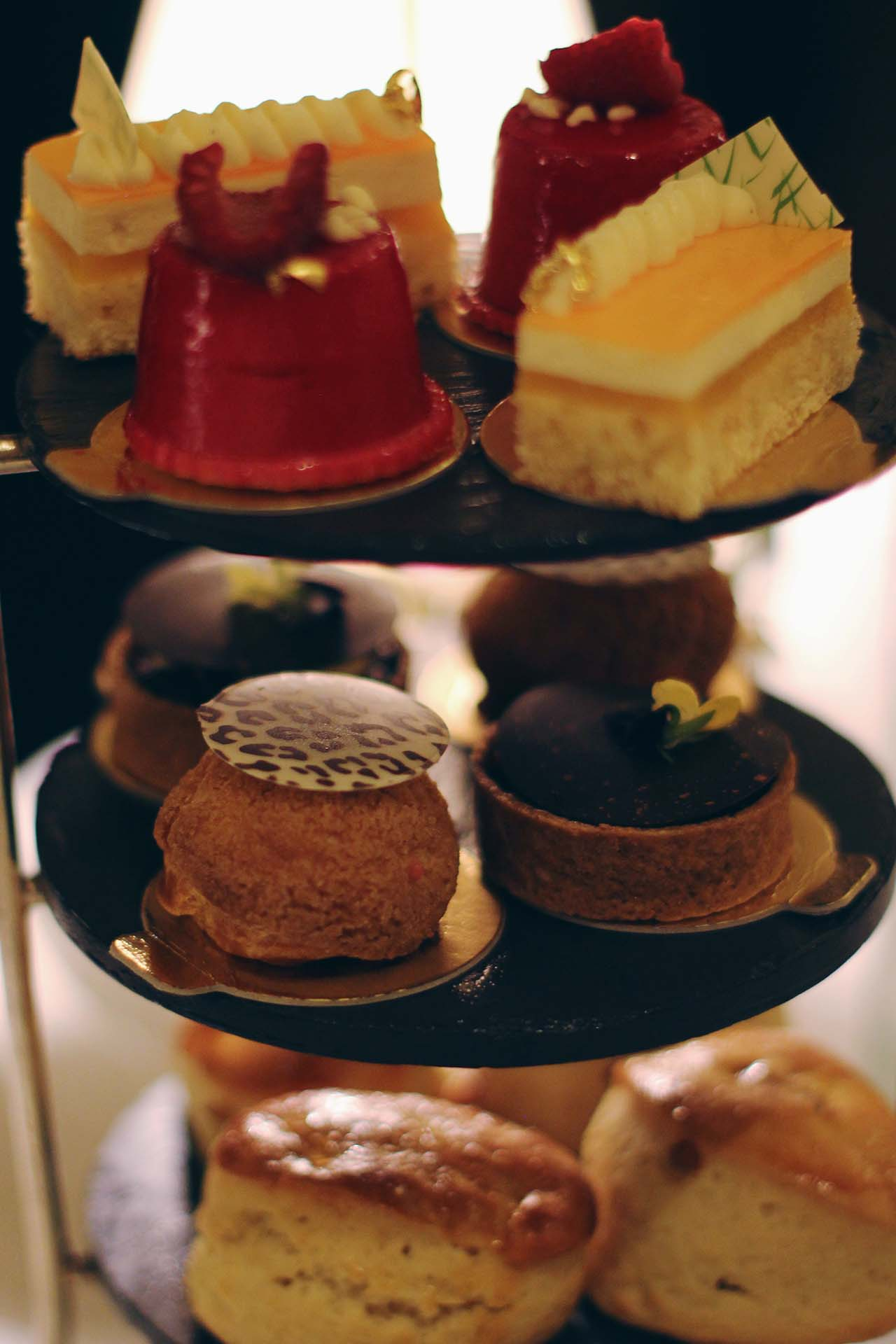 An Afternoon With Oscar: Diptyque Afternoon Tea at Hotel Cafe Royal