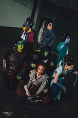 Mollymauk, Yasha, Jester, Fjord, Nott, Beau & Caleb