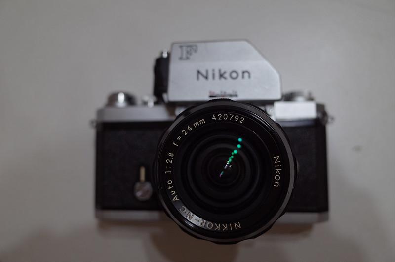 Nikon F フォトミックFTN正面