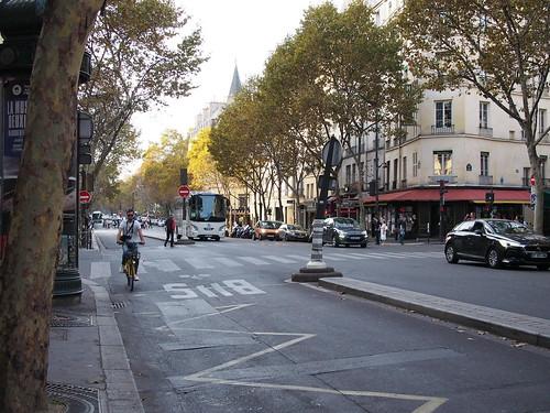 パリのローラースルーGOGO!