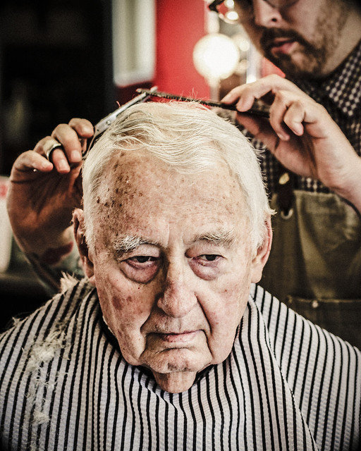 Jake's Barbershop