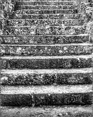 Escadas de Pedra Stone stairs