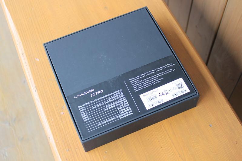 UMIDIGI Z2 Pro セラミック バージョン 開封レビュー (2)