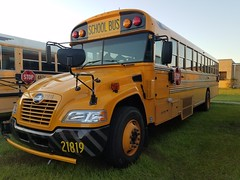21819 - 2019 Blue Bird Vision - Pinellas County School Bus