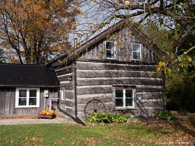 Cabin, in Grey County