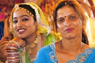 jaipur India Holi dancers