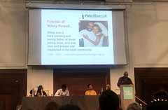 Tippa Naphtali @ UFFC Conference London 2018 - Image credit Natasha Thompson