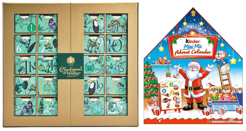 Chocolate Advent Calendars 2018