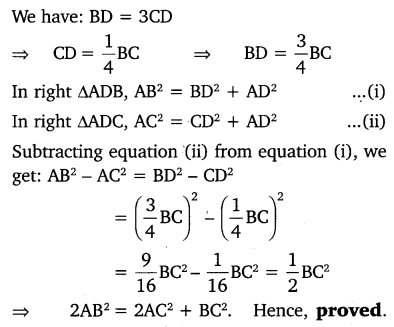 NCERT Solutions for Class 10 Maths Chapter 6 Triangles 85