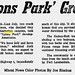 Lyons Park Grows Article