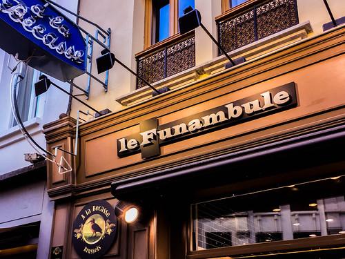 Le Funambule - gofrería