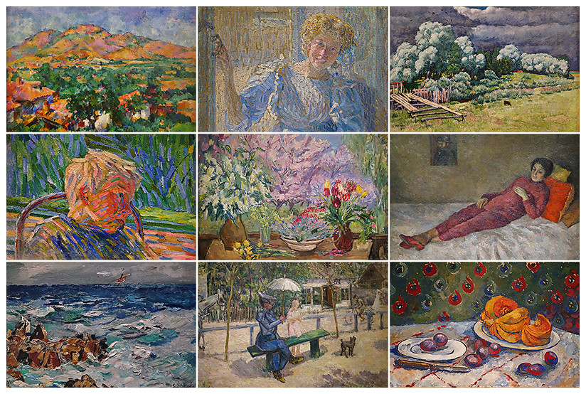 Impressionism in the Avant-garde_00