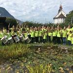 35. Zentralschweizerischen Jungtambouren- und Pfeiferfests in Arth