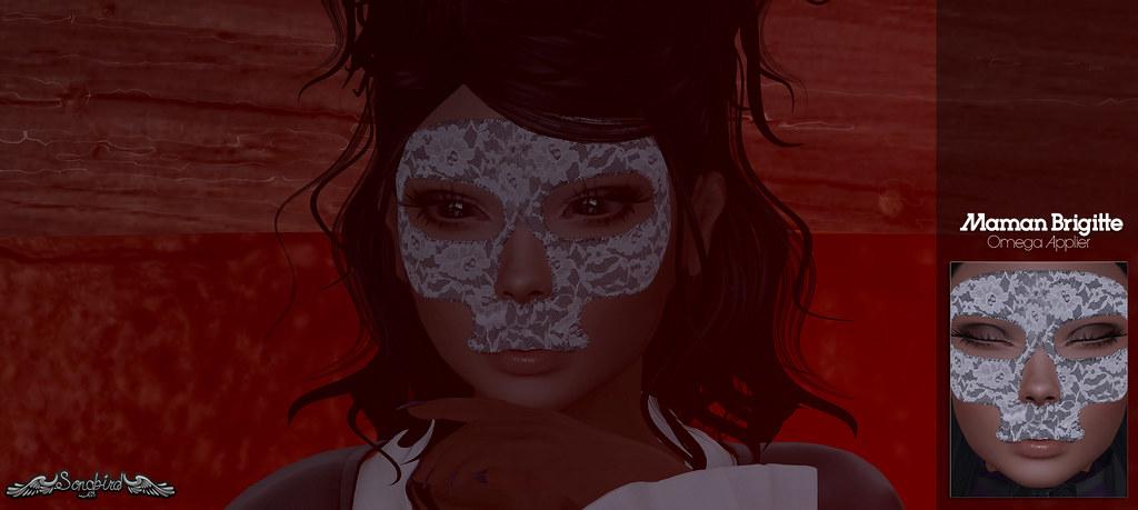 ~SongBird~ Maman Brigitte Makeup