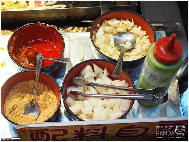 香腸炒米腸 (9)