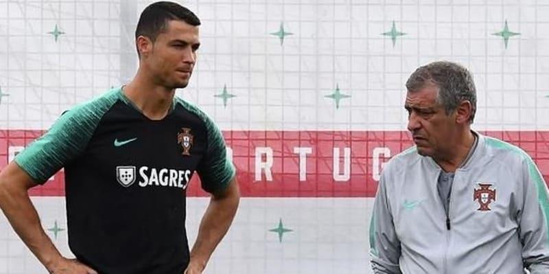 Santos: Portugal merindukan pemain terbaik di dunia Ronaldo