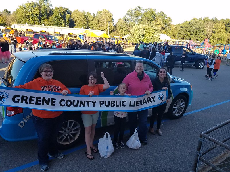 Celebrating our schools at the Beavercreek Homecoming Parade