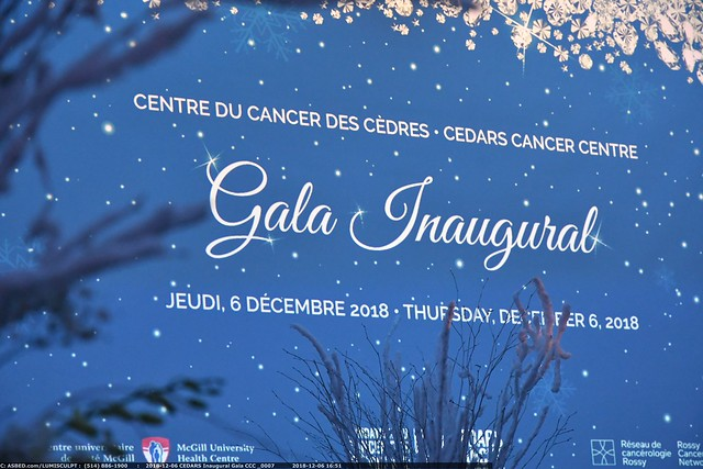 Cedars Inaugural Gala 2018