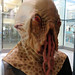 Doctor Who Ood Mask - BBC Birmingham, October 2018