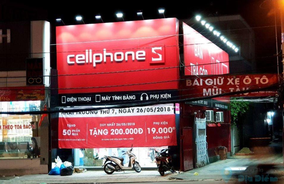 CellphoneS Hậu Giang