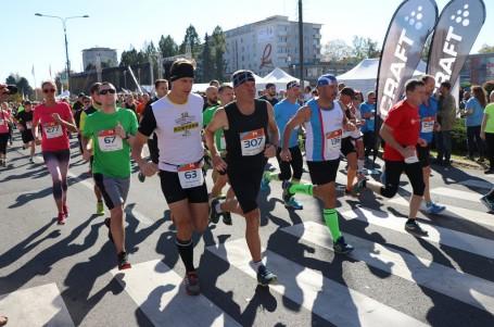 Tisícovka závodníků rozběhala centrum Havířova