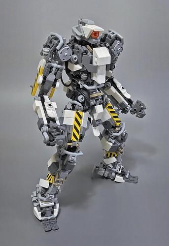 LEGO Robot Mk16-08