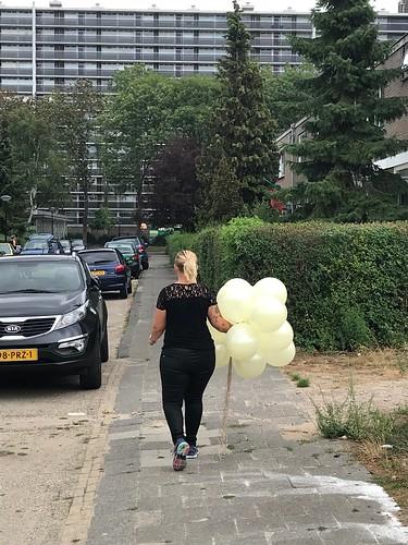 Heliumballonnen Ivoor