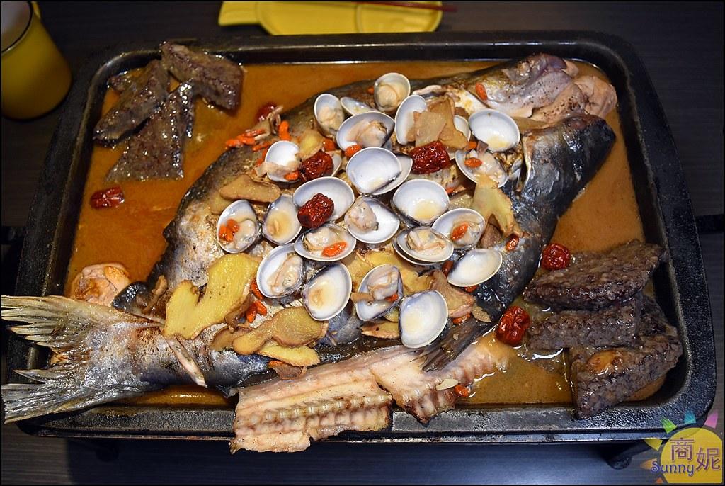 水貨麻油雞烤魚9