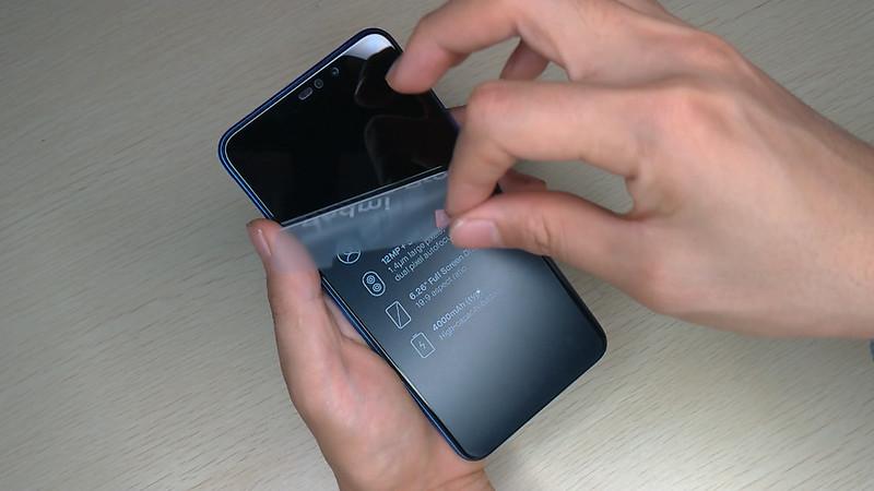 Xiaomi Redmi Note 6 Pro 開封 (35)