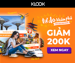 Klook Vietnam - YES // Banner
