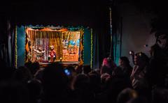 driveway follies 2018 halloween marionette show ll
