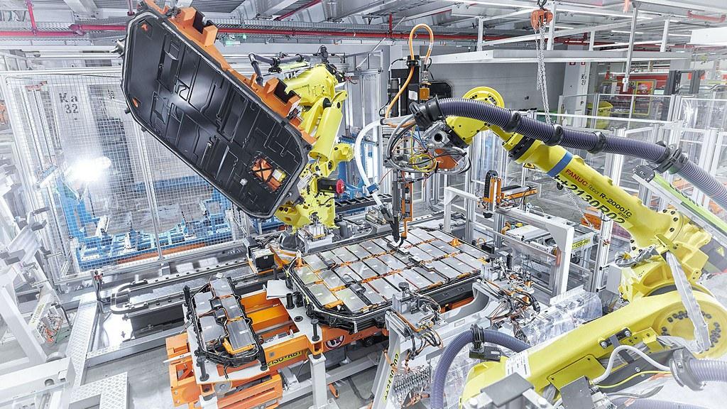 Audi e-tron dobavuvaci proizvodstrvo 1