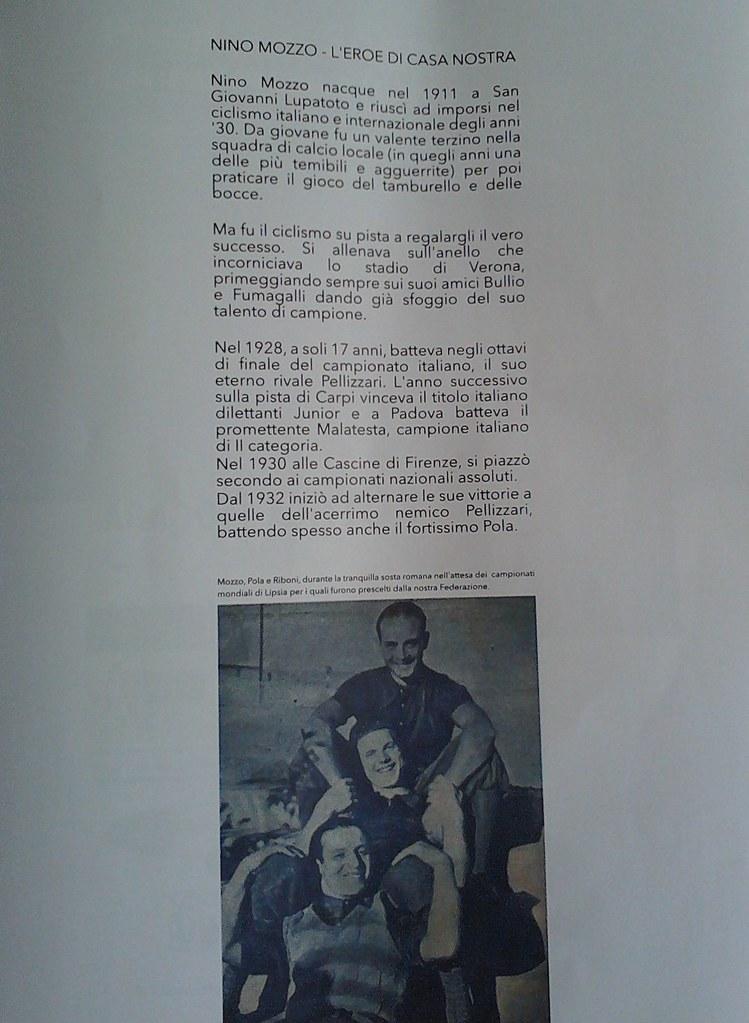 Nino Mozzo - giornalino Il Sentiero di San Giovanni Lupatoto (estratto gentilmente inviato dal sig. Roberto) - pag. 1