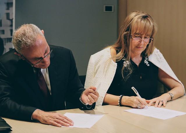 Press Release: UfM /CMI Partnership - Partenariat UpM / CMI - Colaboración UpM /CMI - شراكة بين الاتحاد من أجل المتوسط و مركز التكامل المتوسطي